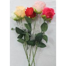 Роза бутон натуральная