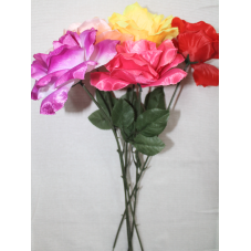 Розы распущенные