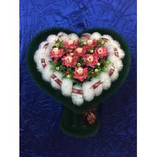 «Сердце на подставке» большое