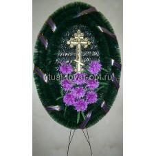Венок «С крестом»